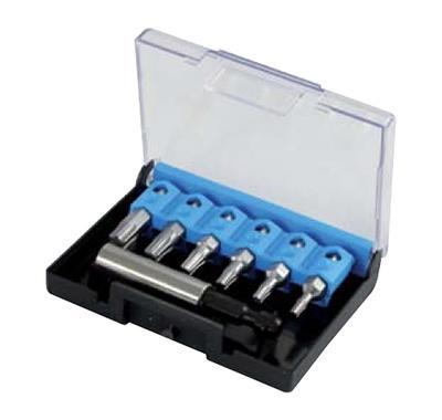 Narex Sada bitů TORX s magnetickým držákem 856702
