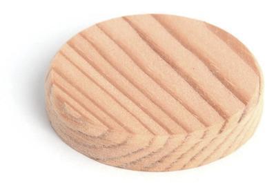 Smrkové suky (masiv), 15 x 7 mm, 40 ks - 1