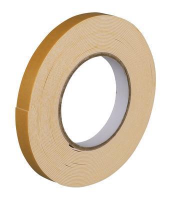 Univerzální oboustranná pěnová páska 15x1mmx10m ČS