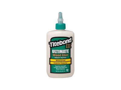 Titebond III Ultimate Lepidlo na dřevo D4 - 237ml 123-1413