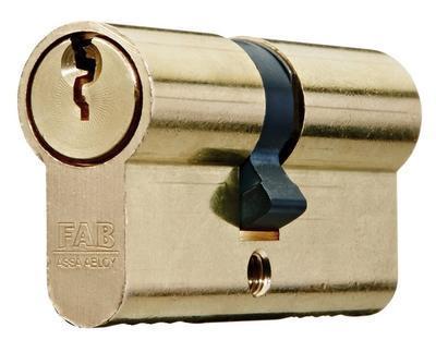 Oboustranná cylindrická vložka 3kl. 45+45 /FA90220035.0300:200RSD