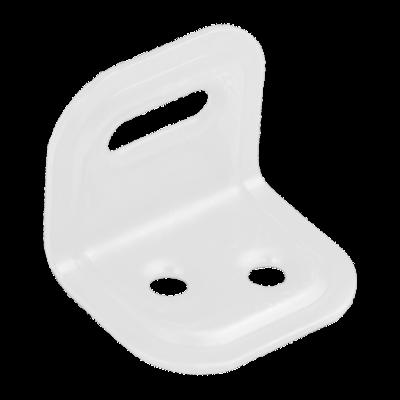 Úhelník na nábytek 25x25x29 mm FKS1 bílý - 1