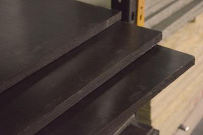 Překližka březová hladká/hrubá foliovaná 12 x 1250 x 2500 mm (3,125 m2)