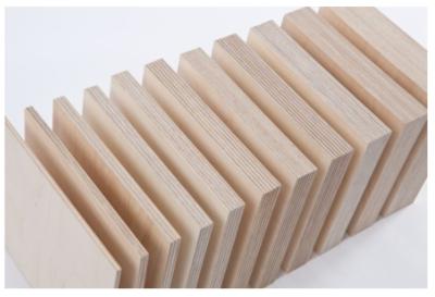Překližka truhlářská březová 18 x 1250 x 2500 mm interiérová BB/BB (3,125 m2)