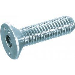 Šroub se zapuštěnou hlavou DIN 7991 5 x 10 mm ZB 8.8 IMBUS