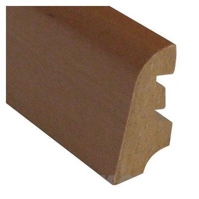 Lišta podlahová 17 x 40 x 2400 mm Dub šedý