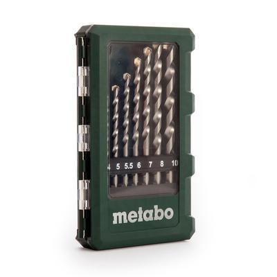 Sada vrtáků do dřeva 8 ks METABO