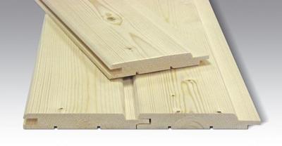 Palubka obkladová 12,5 x 96 x 3000 mm, soft C smrk (2,88 m2)