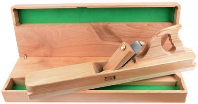 Dřevěná krabička na hoblík macek CLASSIC a PREMIUM