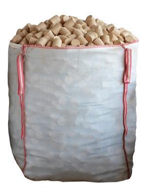 Dřevěné palivové bukové brikety - 1