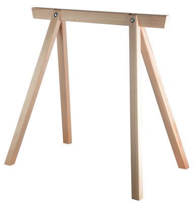 Dřevěná pracovní koza