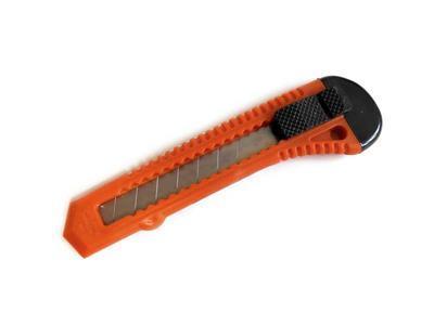 Ulamovací nůž 18mm plast