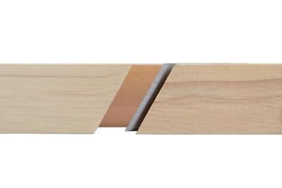 Hoblík římsovník kosý  tělo CLASSIC/nůž PROFI 27 mm - 2