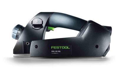 Festool Jednoruční elektrický hoblík 720 W EHL 65 EQ-Plus - 2