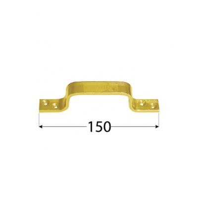 Držák univerzální 160 x 4 mm, UN 150 - 2