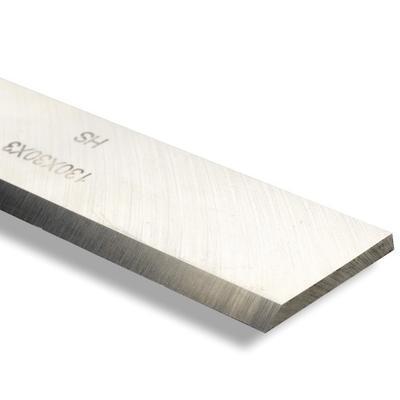 Hoblovací nůž 30mm HSS 18%W - 410 x 30 x 3 T1 / IGM F992 - 2