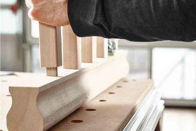 Festool Kolíky bukové DOMINO D 10x50/510ks BU - 6